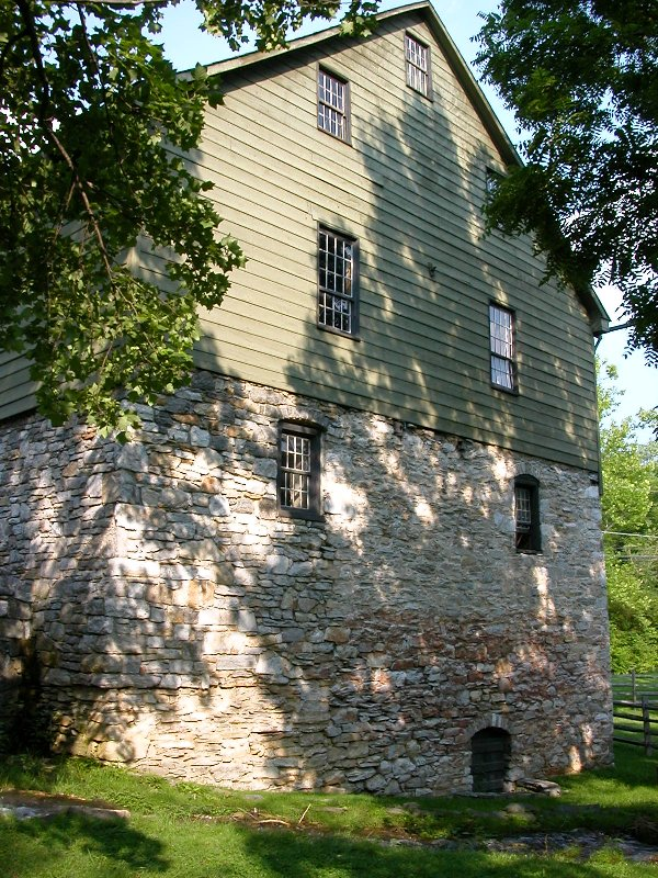 Burwell-Morgan Mill